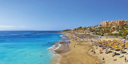 Tenerife sur, cálido y acogedor